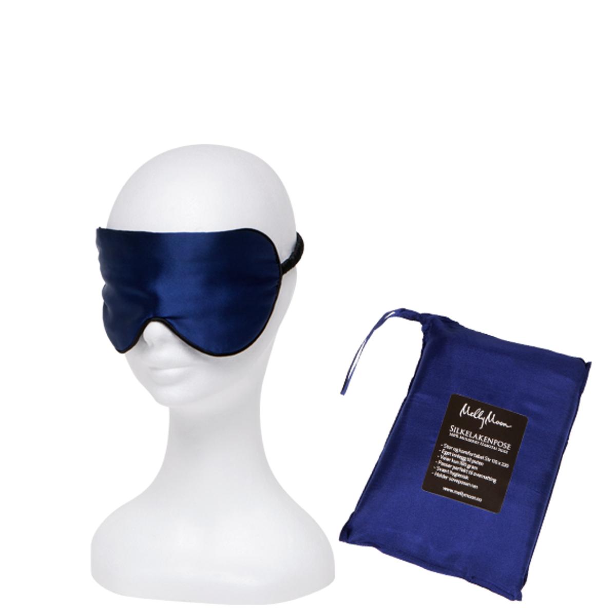 Silkelakenpose - blå pakke