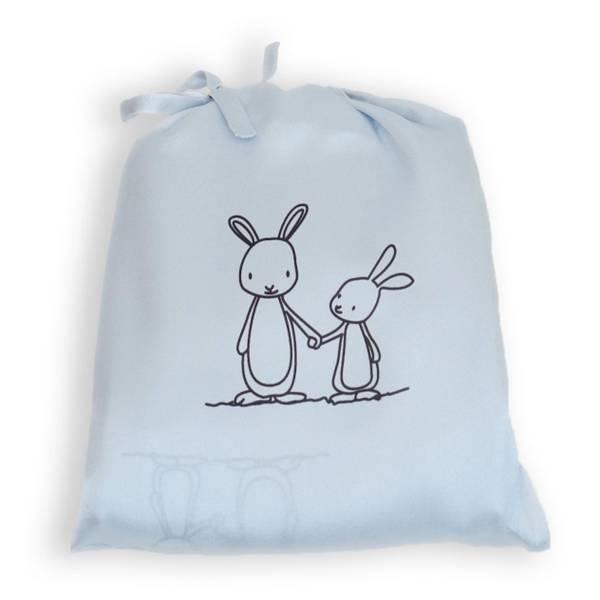 Bilde av Sengesett i silke til barn -